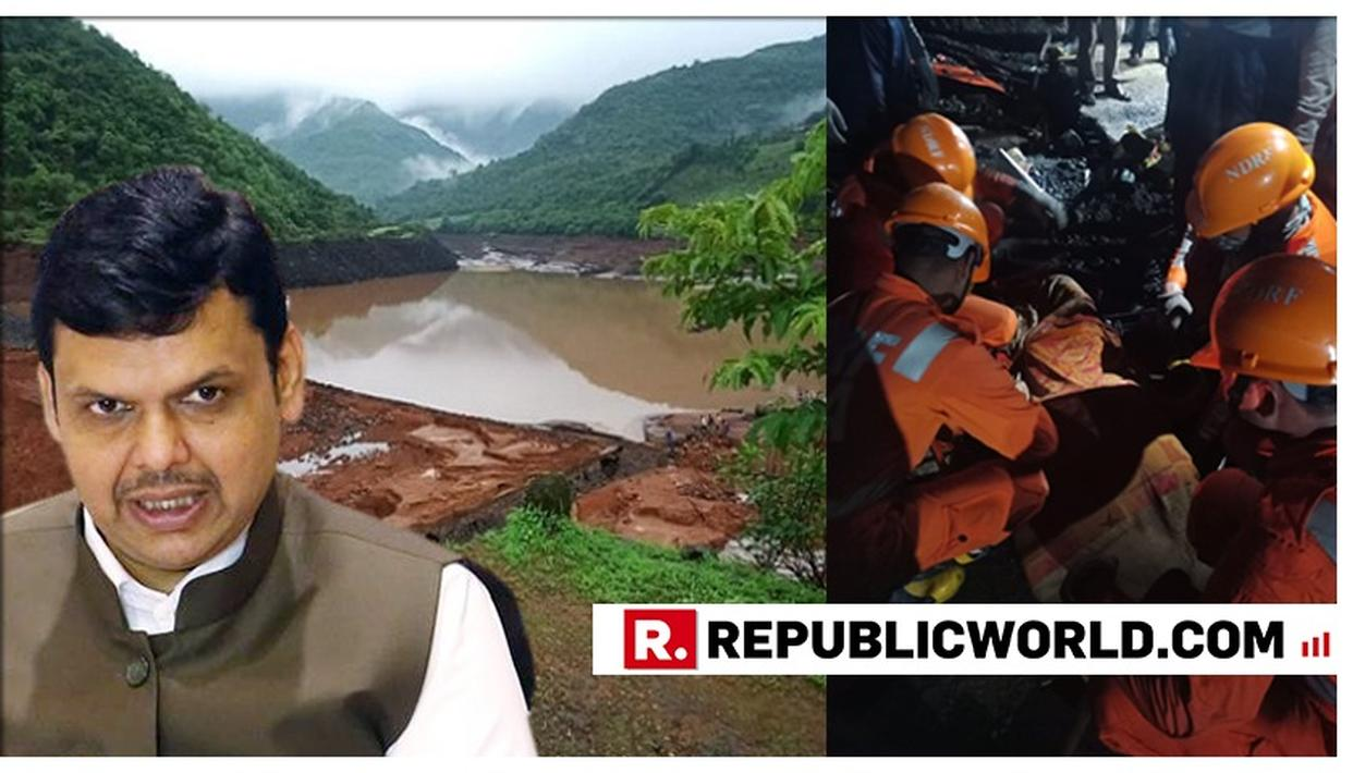 IMPACT: MAHARASHTRA CM DEVENDRA FADNAVIS LAUNCHES INQUIRY INTO TIWARE DAM BREACH AS CHIPLUN MLA CLAIMS LEAKS WERE KNOWN FOUR MONTHS AGO