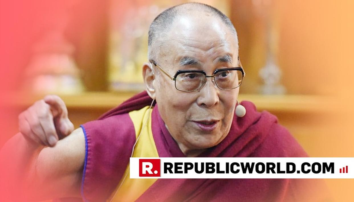 DALAI LAMA APOLOGISES FOR 'IF I AM TO HAVE A WOMAN SUCCESSOR SHE SHOULD BE ATTRACTIVE' REMARK, SAYS IT WAS MADE BECAUSE HE WAS TALKING TO PEOPLE IN THE 'HIGH FASHION' WORLD