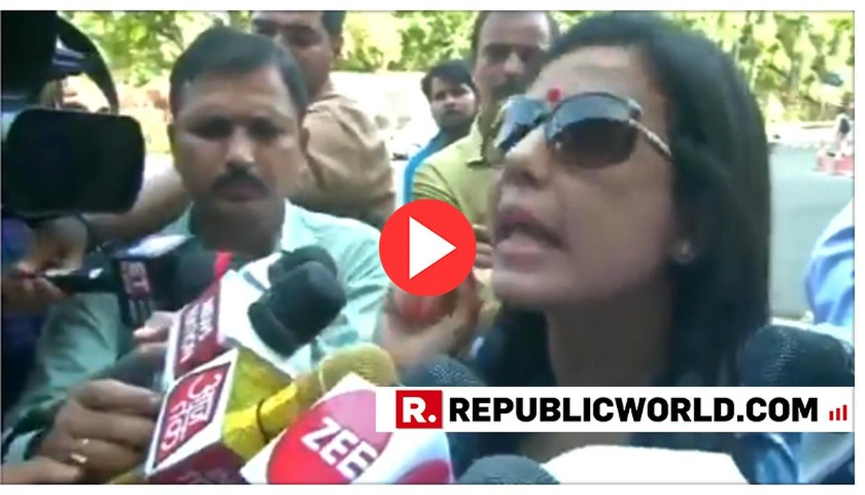 TMC MP MAHUA MOITRA DISMISSES PLAGIARISM CHARGES ON HER SPEECH, SAYS ONE WHO WROTE THE ARTICLE HAS CLARIFIED