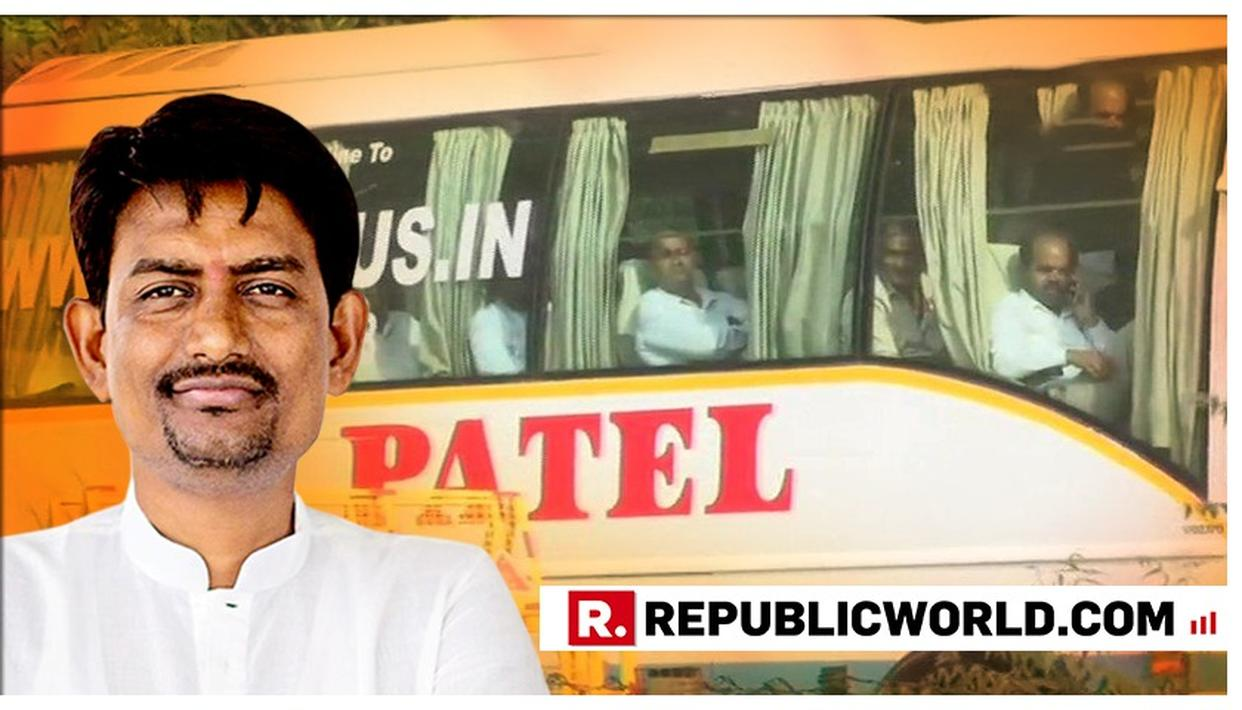 RAJYA SABHA ELECTIONS | CONGRESS RESORT POLITICS RETURNS, GUJARAT MLAS MOVED TO PLUSH MOUNT ABU RESORT; ALPESH THAKOR CALLS IT A 'COMMUNICATION GAP'