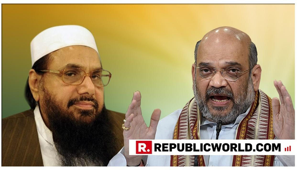 CENTRE RESPONDS TO PAKISTAN'S CRACKDOWN ON JEM CHIEF HAFIZ SAEED, SAYS 'NEED IRREVERSIBLE AND VERIFIABLE ACTION': SOURCES
