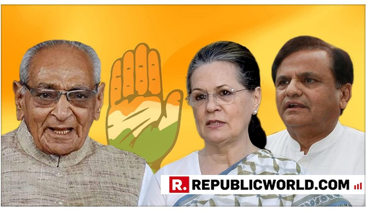 RAHUL GANDHI RESIGNS | AHMED PATEL-LED SENIORS FACTION AGAINST MOTILAL VORA'S APPOINTMENT AS INTERIM CONGRESS CHIEF AS MANDATED BY INC CONSTITUTION, DETAILS OF DECISION'S REVERSAL ACCESSED