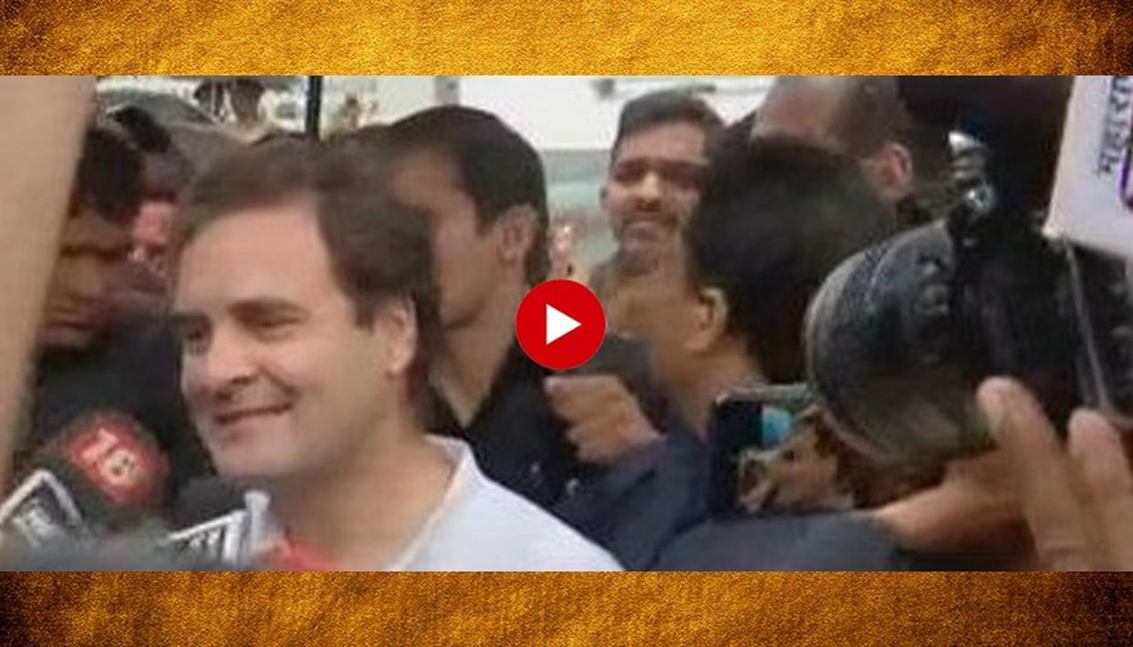 """RAHUL GANDHI BREAKS SILENCE AFTER HIS RESIGNATION AS CONGRESS PRESIDENT, SAYS """"HE'LL FIGHT 10 TIMES HARDER NOW"""""""