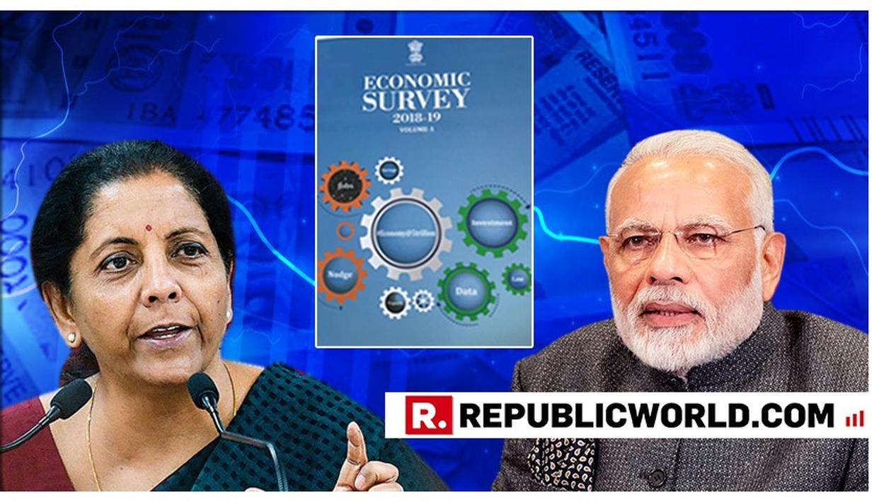 THIS IS THE ECONOMIC SURVEY 2019'S BLUEPRINT AND TACTICAL PLAN TO TURN INDIA INTO A $5 TRILLION ECONOMY BY 2025 AS ENVISIONED BY PM MODI