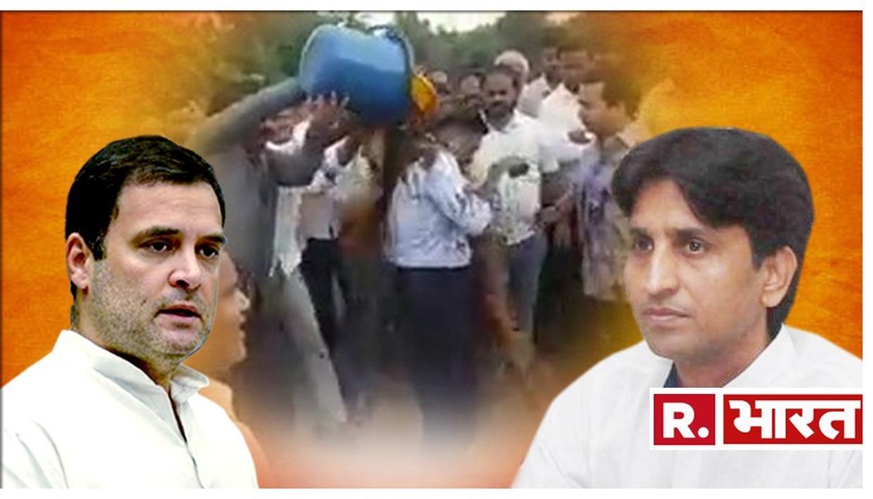 कांग्रेस के 'कीचड़मार' MLA नितेश राणे पर भड़के कुमार विश्वास, राहुल गांधी को ट्वीट कर लिखा ये बात