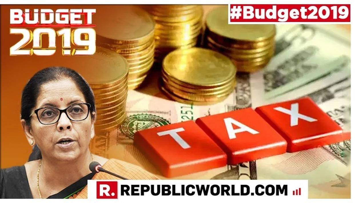 UNION BUDGET 2019: HOW ARE TAX SLABS DECIDED?