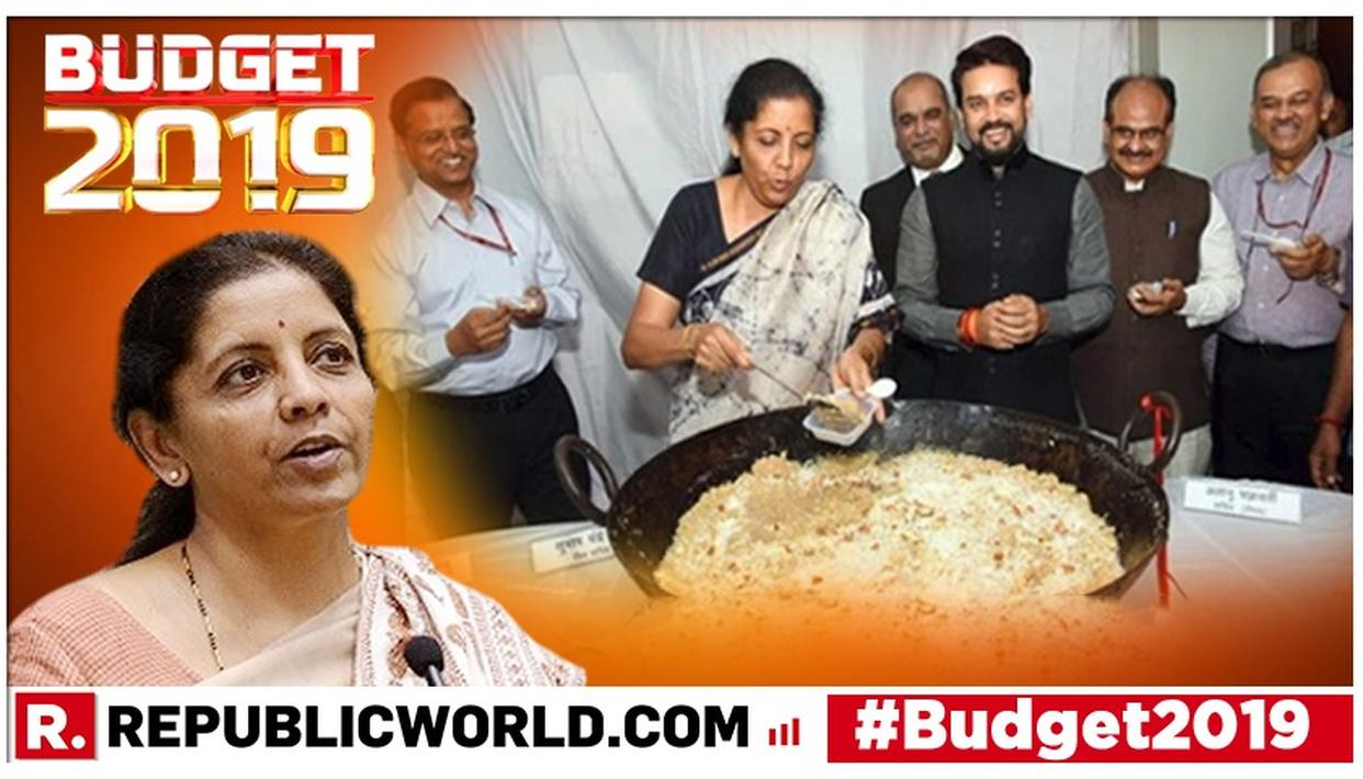 UNION BUDGET 2019: WHAT IS HALWA CEREMONY?