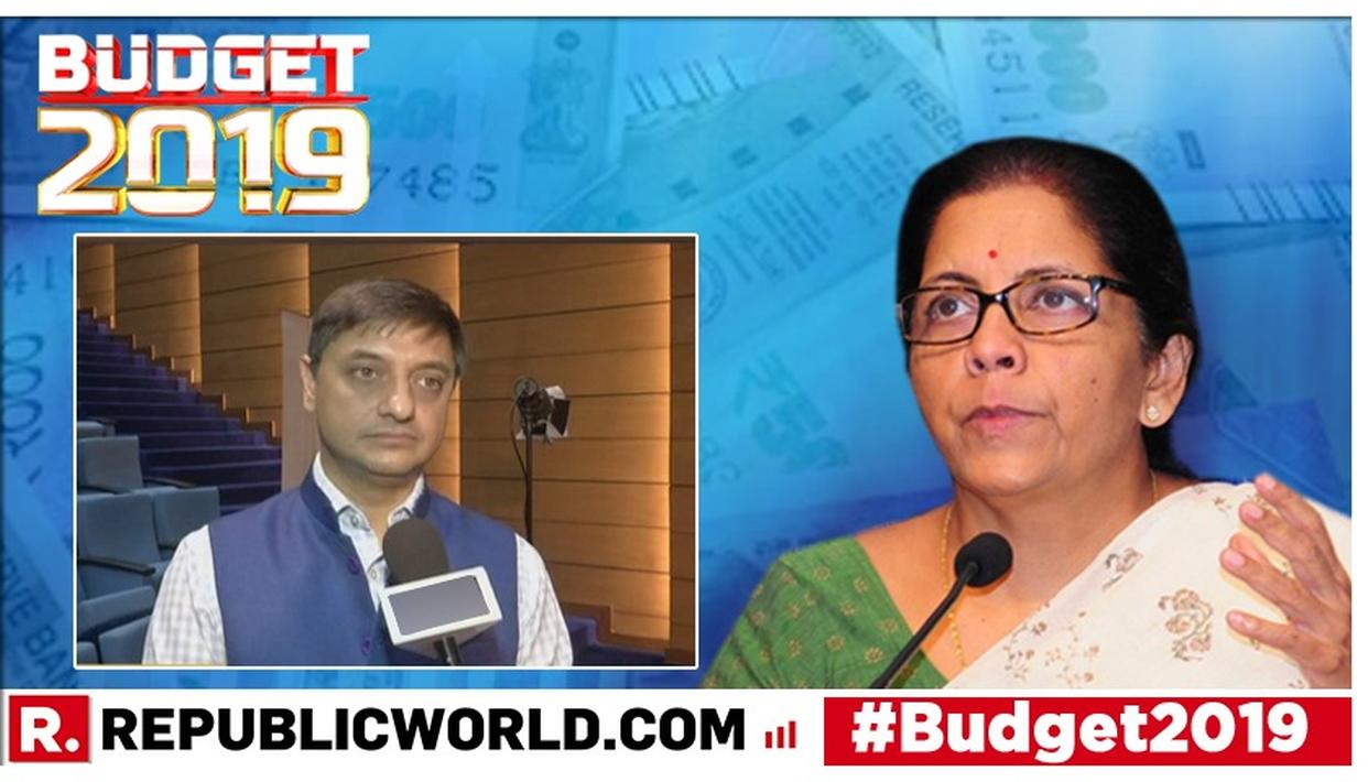 UNION BUDGET 2019: SANJEEV SANYAL HIGHLIGHTS ECONOMIC SURVEY'S KEY FEATURES; 'IF INVESTMENT INCREASES THEN EMPLOYMENT ALSO INCREASES', SPELLS OUT THE PRINCIPAL ECONOMIC ADVISOR