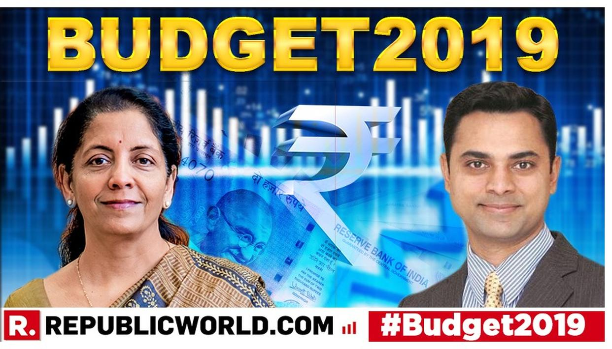 UNION BUDGET 2019: CEA KRISHNAMURTHY SUBRAMANIAN HOPES IDEAS FROM HIS ECONOMIC SURVEY WILL FIND SPACE IN NIRMALA SITHARAMAN'S SPEECH
