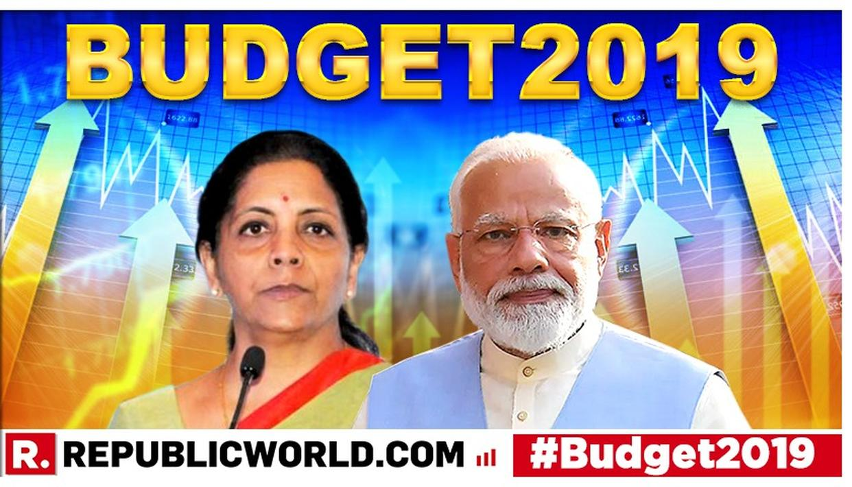 UNION BUDGET 2019 ON STOCK MARKET: SENSEX RECLAIMS 40,000 MARK, NIFTY NEARS 12,000 AHEAD OF NIRMALA SITHARAMAN'S BUDGET 2019 SPEECH