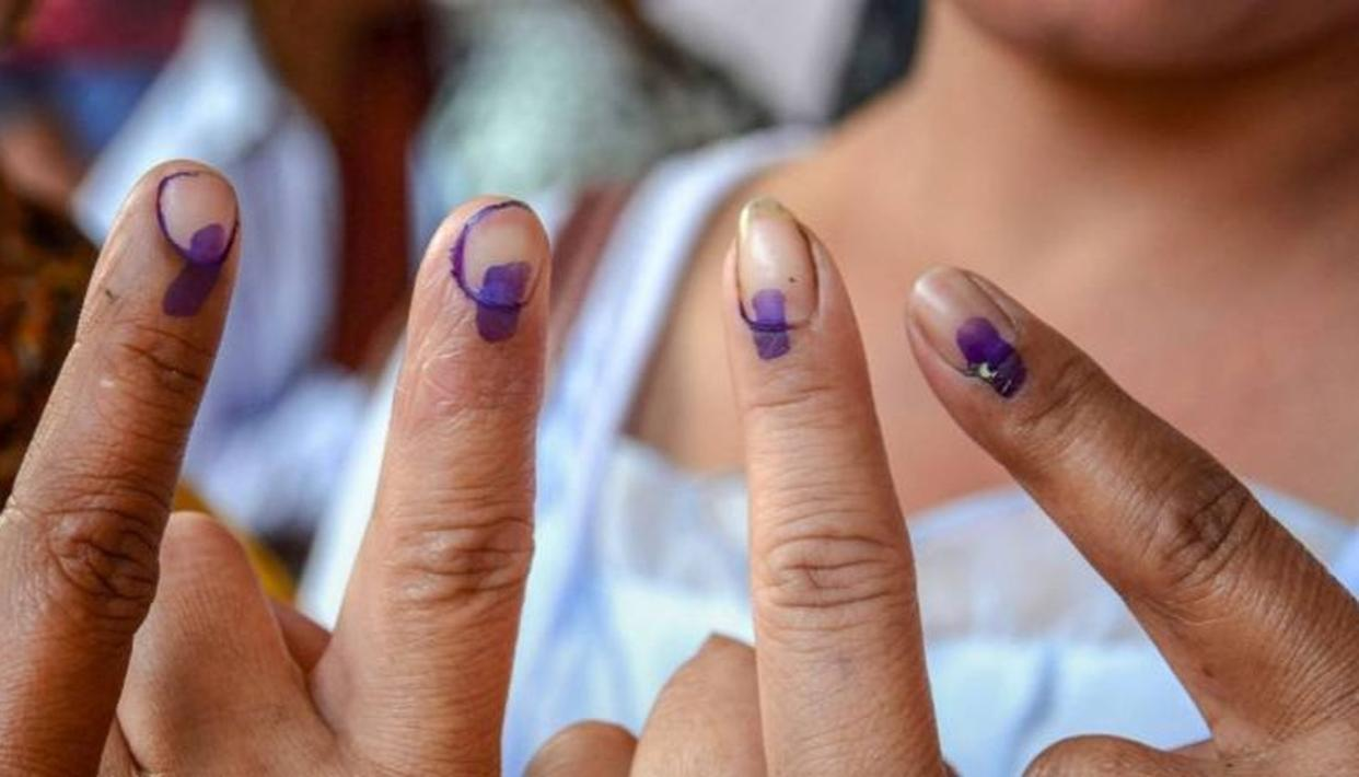 VOTING BEGINS FOR BYPOLLS TO TWO RAJYA SABHA SEATS IN GUJARAT