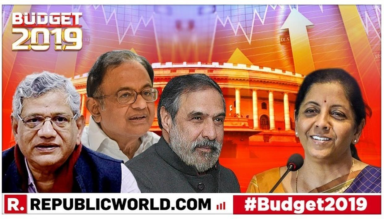 UNION BUDGET 2019: HERE'S HOW THE OPPOSITION HAS BEEN PEDDLING A NARRATIVE OF ECONOMY GOING DOWNHILL AHEAD OF BUDGET SPEECH