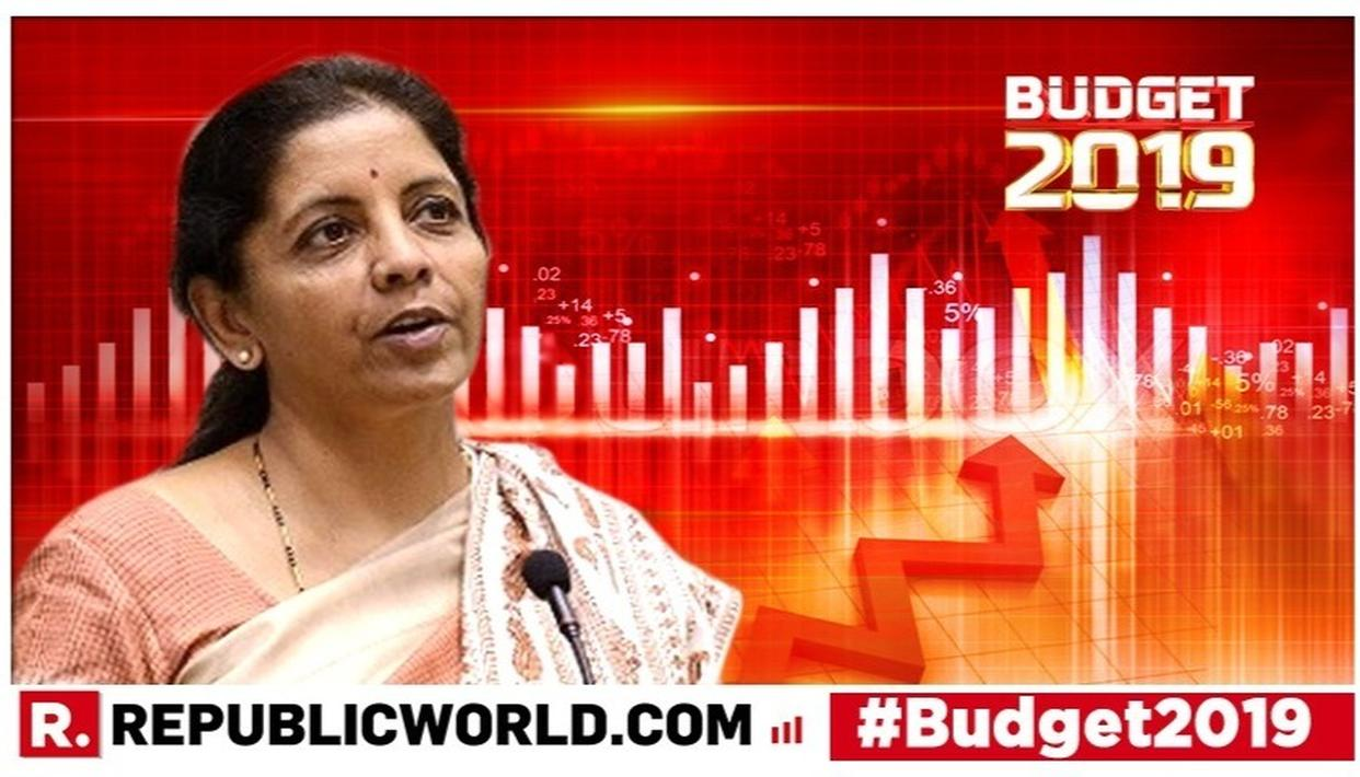 UNION BUDGET 2019: HERE ARE THE NEW TRENDS NIRMALA SITHARAMAN SET - RED FOLIO, RIBBON UNFOLDING AND ALL - AS SHE PRESENTED HER MAIDEN BUDGET