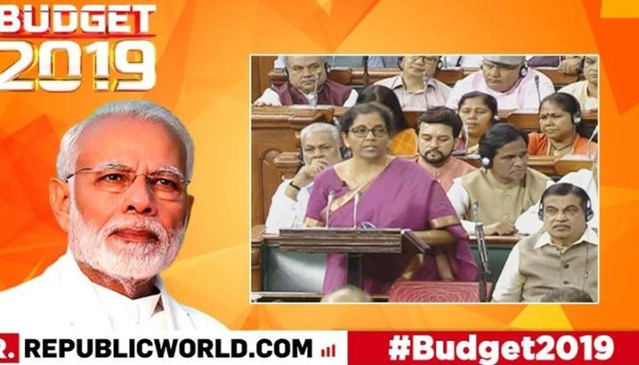 "UNION BUDGET 2019 | FINANCE MINISTER NIRMALA SITHARAMAN RECITED AN URDU COUPLET, ""YAKEEN HO TOH KOI RAASTA NIKLATA HAI"", IN HER SPEECH. HERE'S ITS SIGNIFICANCE"