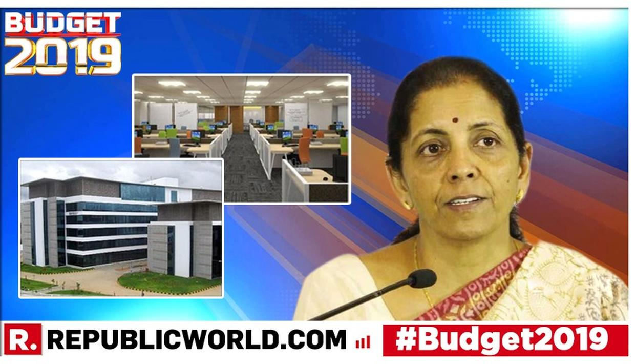UNION BUDGET 2019 | NIRMALA SITHARAMAN LOWERS CORPORATE TAX TO 25% FOR COMPANIES WITH UP TO RS 400 CRORE TURNOVER