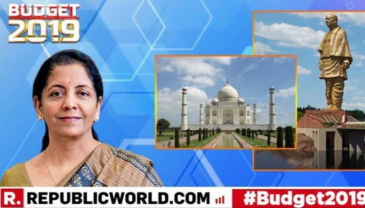 UNION BUDGET 2019: NIRMALA SITHARAMAN ANNOUNCES 17 WORLD-CLASS TOURIST CENTRES TO BE TRANSFORMED, DIGITAL REPOSITORY PLANNED TO PRESERVE INDIAN'S RICH TRIBAL CULTURE