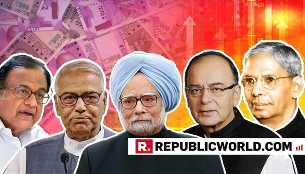 UNION BUDGET 2019: A LOOK BACK AT INDIA'S HISTORIC BUDGETS
