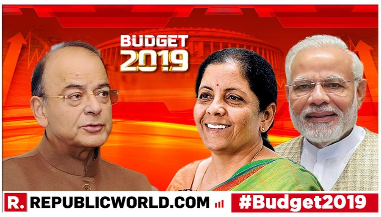 UNION BUDGET 2019: HERE'S WHAT ARUN JAITLEY HAD TO SAY ABOUT HIS SUCCESSOR NIRMALA SITHARAMAN'S MAIDEN BUDGET