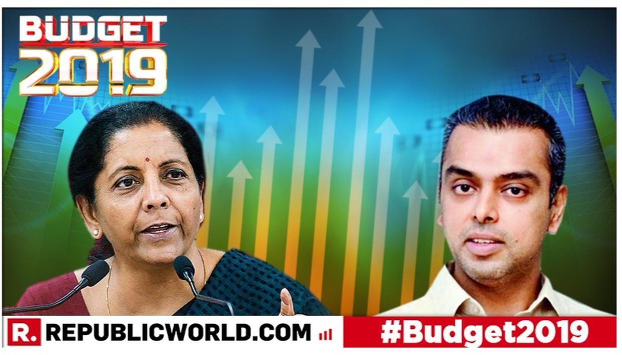 UNION BUDGET 2019: CONGRESS' MILIND DEORA LAUDS SPECIFIC ASPECT OF NIRMALA SITHARAMAN'S MAIDEN BUDGET