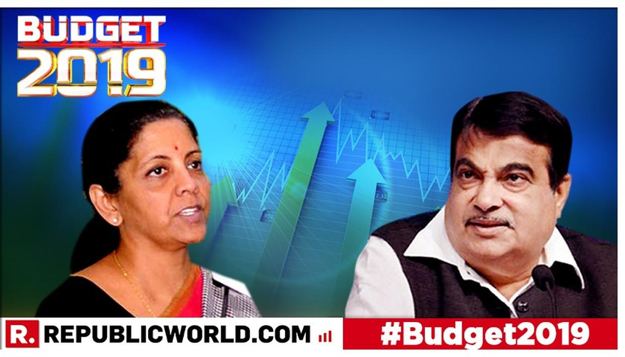 UNION BUDGET 2019: HERE'S WHAT NITIN GADKARI HAD TO SAY ABOUT NIRMALA SITHARAMAN'S MAIDEN BUDGET SPEECH