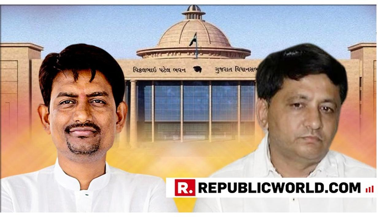 ALPESH THAKOR CROSS-VOTES, THEN RESIGNS AS MLA AND FROM CONGRESS PARTY