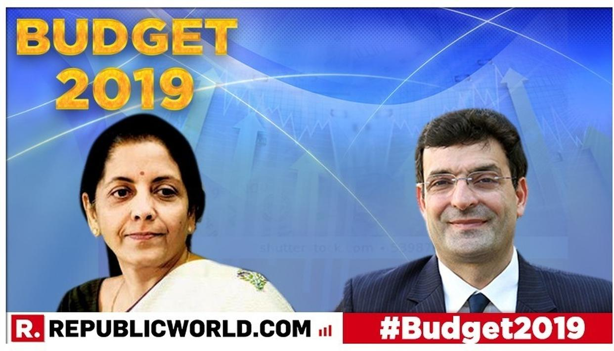 UNION BUDGET 2019: 'NO CONCRETE STEPS TO REVIVE ECONOMY,' SAYS RASNA CHAIRMAN PIRUZ KHAMBATTA ELABORATING ON PROS AND CONS OF THE BUDGET