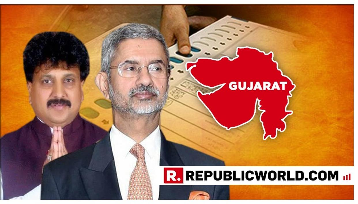 BJP WINS BOTH SEATS IN RAJYA SABHA BYPOLL IN GUJARAT, EAM S JAISHANKAR AND OBC LEADER JUGLAJI THAKOR ELECTED INTO THE UPPER HOUSE
