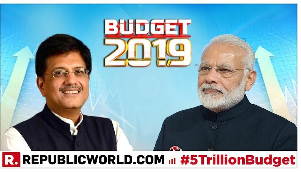 UNION BUDGET 2019: UNION MINISTER PIYUSH GOYAL DEFENDS HIKE IN FUEL PRICES, SAYS 'PEOPLE TRUST PM MODI WITH EVERY RUPEE'