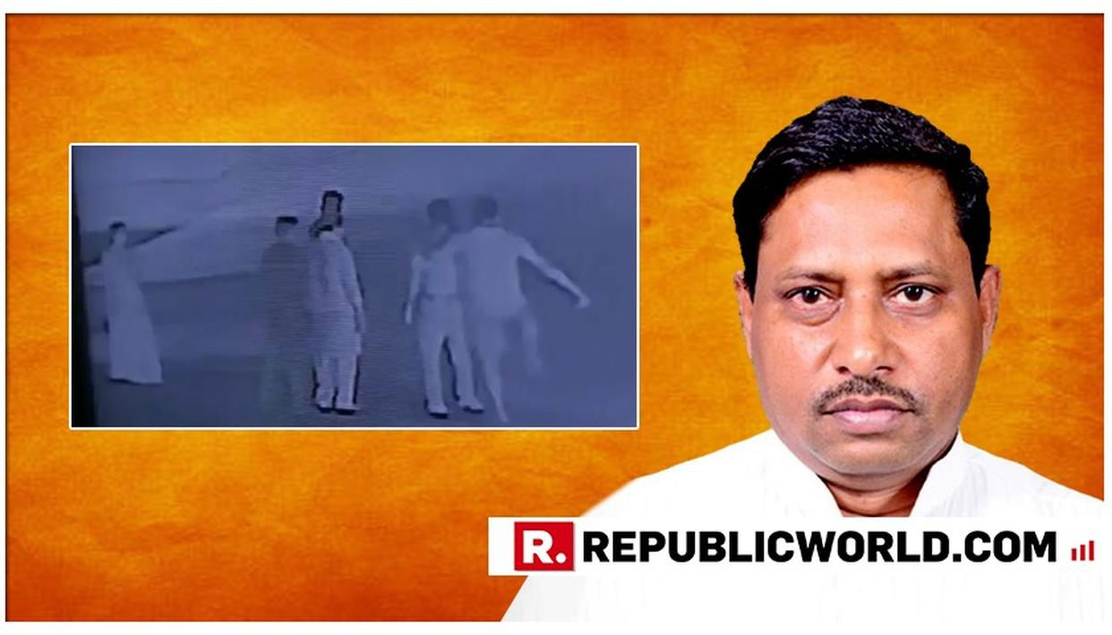 SHOCKING ABUSE OF POWER: BJP MP RAM SHANKAR KATHERIA'S GOONS THRASH TOLL EMPLOYEE IN AGRA, FIRE GUNS IN THE AIR