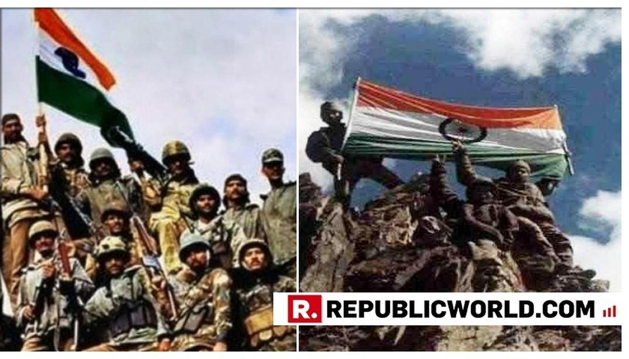 ARMY TO RECREATE VICTORY SCENES TO MARK 20TH ANNIVERSARY OF KARGIL WAR