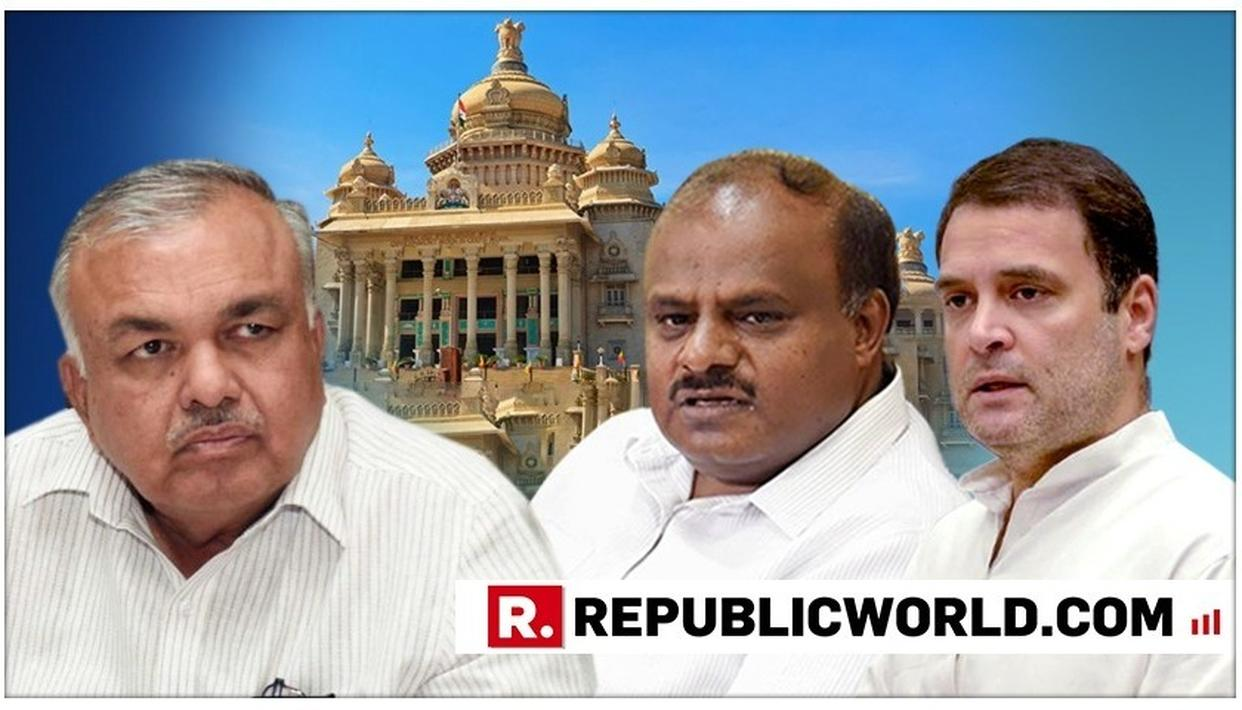 SEVEN-TIME CONGRESS MLA RAMALINGA REDDY CONFIRMED AMONG CONG-JD(S) MASS RESIGNATIONS THAT HAVE LEFT KARNATAKA GOVERNMENT ON THE BRINK
