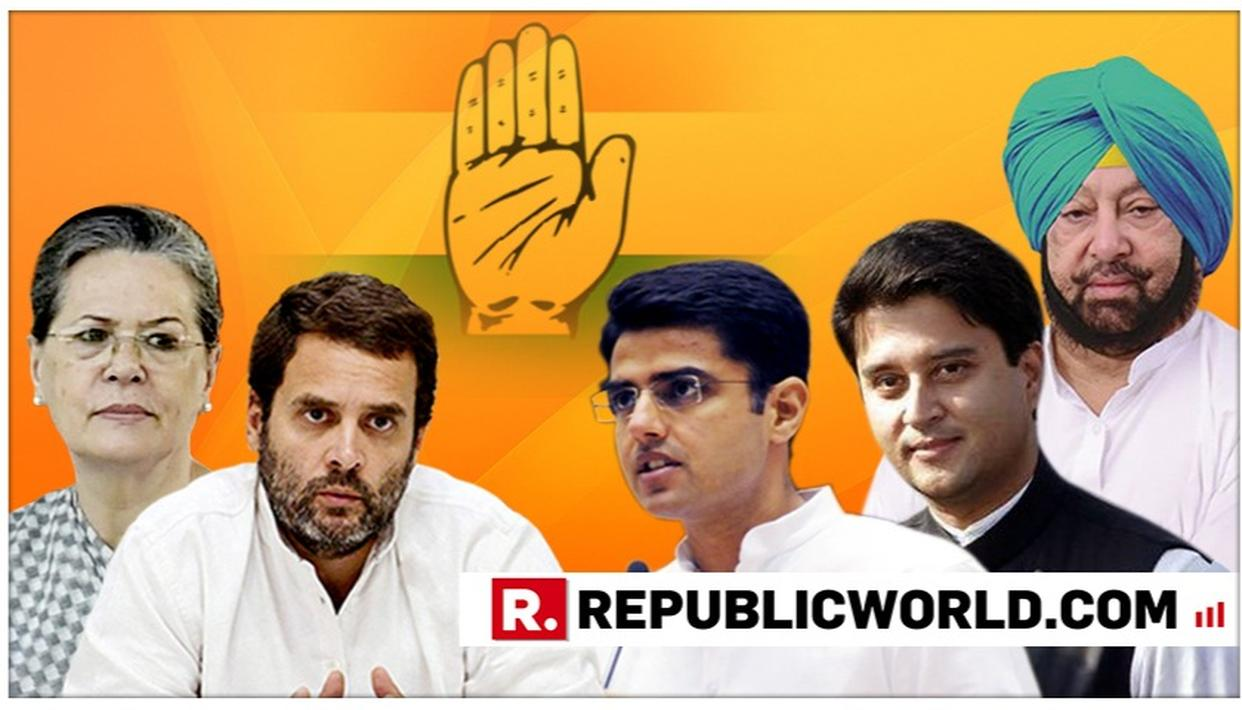 SCOOP: SACHIN PILOT, JYOTIRADITYA SCINDIA IN FRAME FOR CONGRESS PRESIDENT AS CAPTAIN AMARINDER SINGH JOINS CHORUS FOR YOUNG LEADER TO SUCCEED RAHUL GANDHI