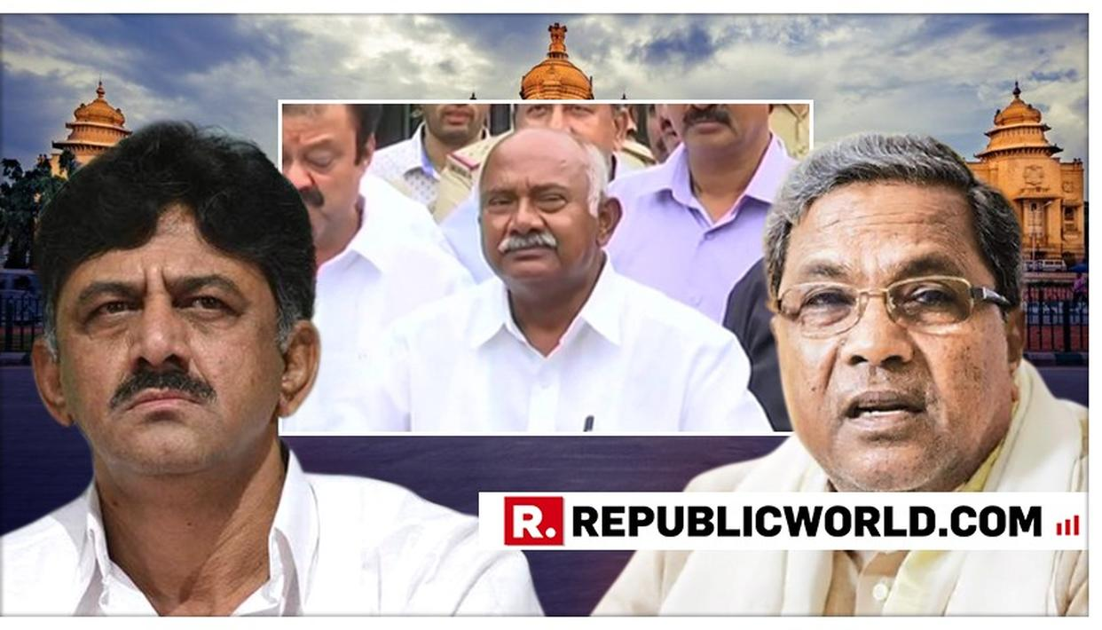 "KARNATAKA CRISIS: ""WHY SHOULD I NOT?,"" ASKS DK SHIVAKUMAR CONFIRMING HE TORE CONGRESS MLAS' RESIGNATION LETTERS AS 14 LEGISLATORS LEAVE KUMARASWAMY GOVERNMENT ON THE BRINK"