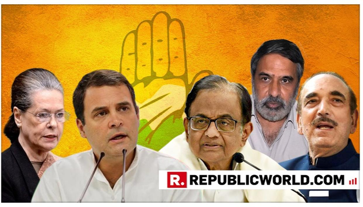 NEXT CONGRESS PRESIDENT | SCOOP: PARTY LEADERS DISCUSS RAHUL GANDHI'S SUCCESSOR IN GANDHI-VADRAS' ABSENCE, WANT CWC MEETING TO BE CALLED POST-HASTE