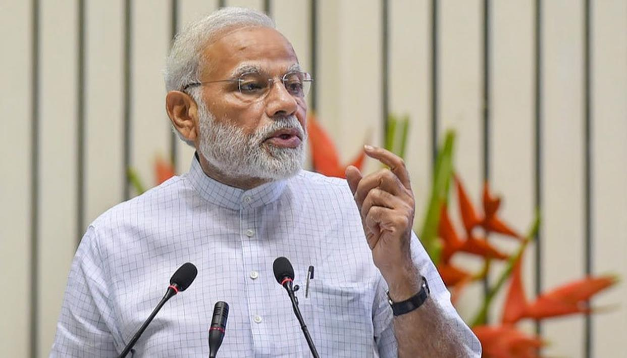 WATCH | PM MODI OUTLINES GOVERNMENT'S PLAN ON BOOSTING INFRASTRUCTURE
