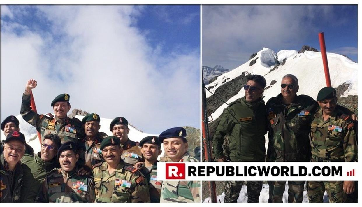 TWIN BROTHER PAYS HOMAGE TO KARGIL WAR HERO CAPTAIN VIKRAM BATRA ON HIS 20TH DEATH ANNIVERSARY