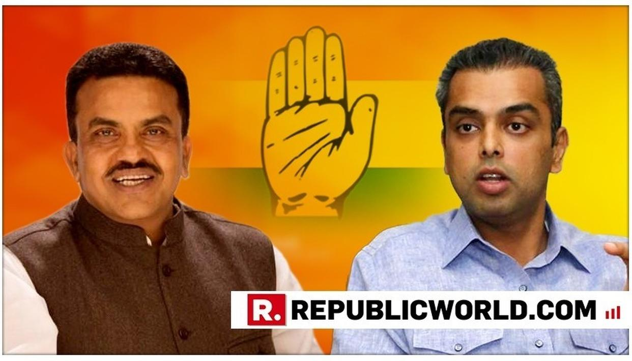 SANJAY NIRUPAM RAISES QUESTIONS ON MILIND DEORA AFTER HE QUITS AS MUMBAI CONGRESS CHIEF, ASKS, 'IS THIS A RESIGNATION OR A LADDER TO CLIMB?'