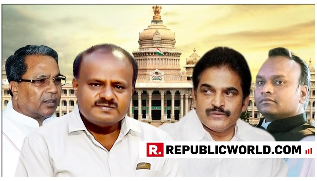KARNATAKA CRISIS | SCOOP: DESPERATE CONGRESS TO ASK AT LEAST 20 MINISTERS TO RESIGN IN BID TO STAY IN POWER WITH JD(S), ONE MORE MLA RESIGNS AND SAYS HE'LL SUPPORT BJP