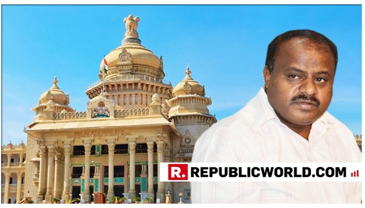 KARNATAKA CRISIS: SHORT ON NUMBERS, CM HD KUMARASWAMY MAY RESIGN IN FACE OF INDEPENDENT MLA NAGESH'S EXIT, EVEN AS CONGRESS-JD(S) GET DESPERATE