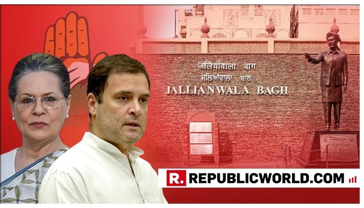 WATCH: CONGRESS OPPOSES LOK SABHA BILL TO REMOVE ITS PRESIDENT AS EX-OFFICIO MEMBER OF JALLIANWALA BAGH TRUST, CLAIMS 'WITHOUT ITS NAME THERE'S NO JALLIANWALA BAGH MEMORIAL'