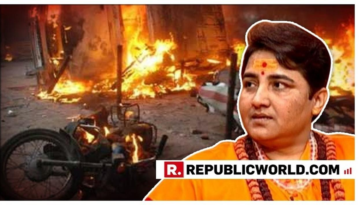 TROUBLE FOR SADHVI PRAGYA, WITNESS IDENTIFIES BJP MP'S MOTORCYCLE IN CONNECTION WITH 2009 MALEGAON BLAST