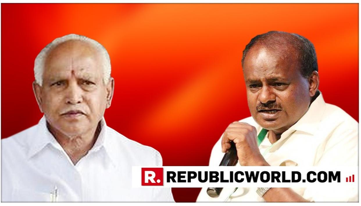 KARNATAKA NUMBERS: BJP'S YEDDYURAPPA CLAIMS 107 MLAS IN HIS FOLD