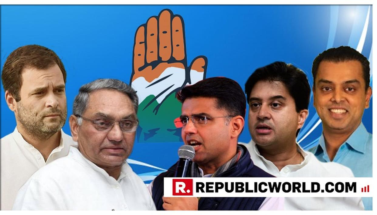 CONGRESS' JANARDAN DWIVEDI SLAMS RAHUL GANDHI FOR NOT MAKING PROVISION FOR CWC'S OPINION IN SUCCESSOR'S SELECTION, BATS FOR YOUNG LEADERS