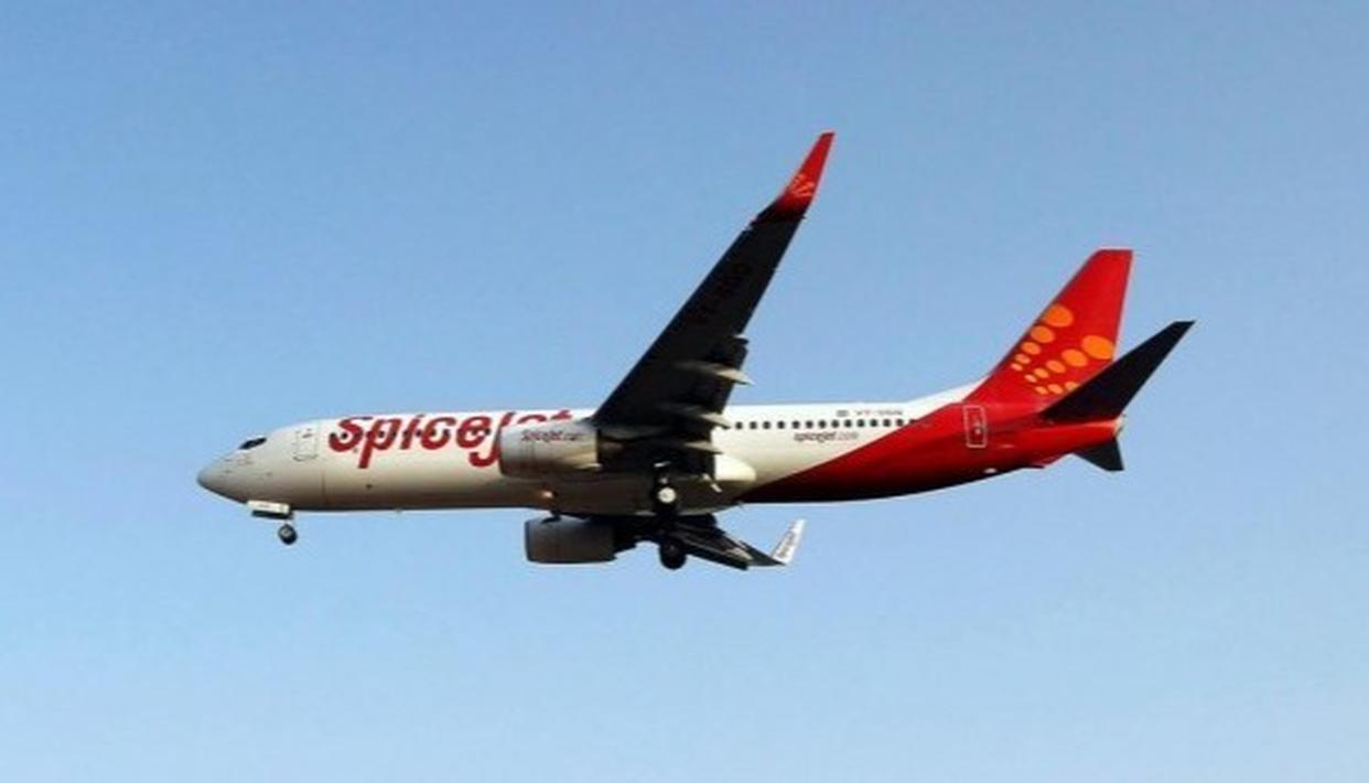 SPICEJET TECHNICIAN DIES IN FREAK ACCIDENT AT KOLKATA AIRPORT