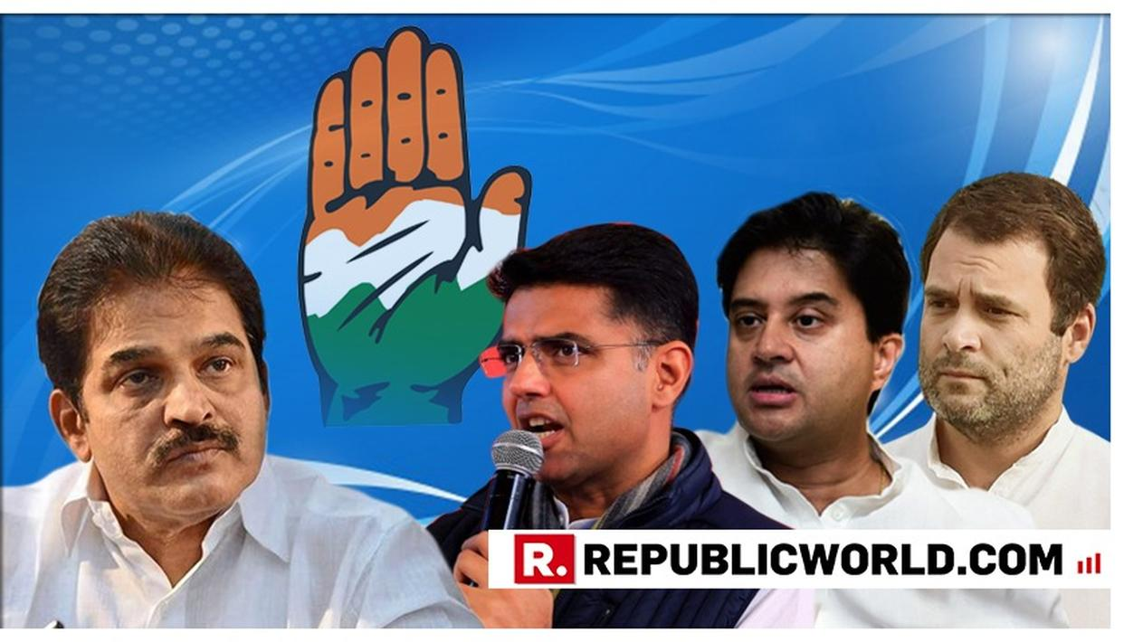 BIG | CONGRESS INTERIM PRESIDENT SHORTLIST TO BE SUBMITTED TO KC VENUGOPAL