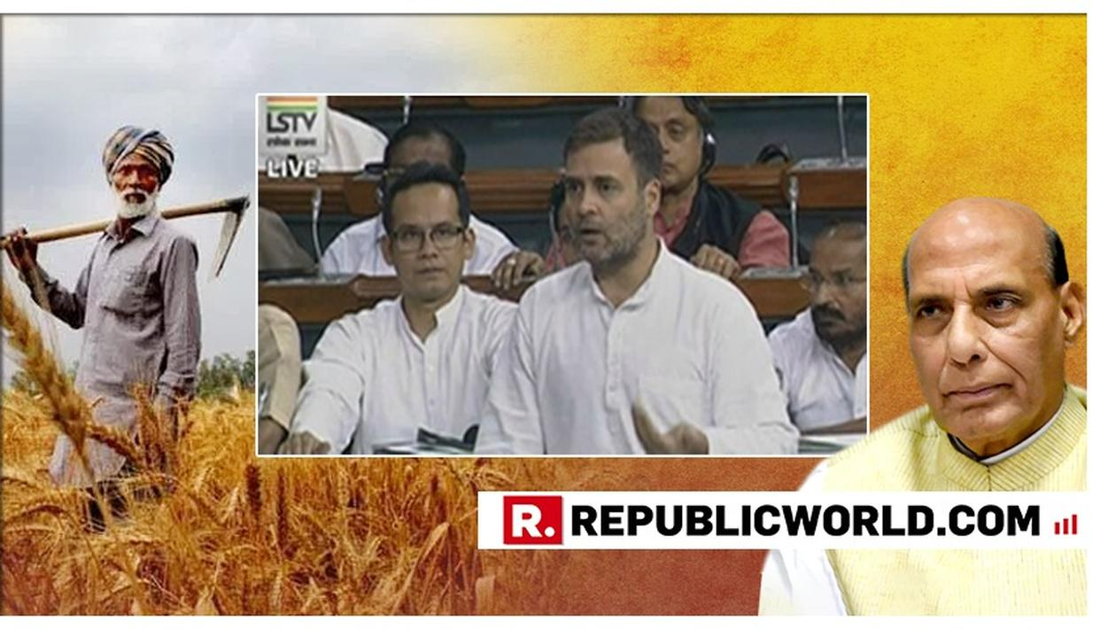 WATCH: WAYANAD MP RAHUL GANDHI'S FIRST ADDRESS TO 17TH LOK SABHA TRIGGERS HEATED FACE-OFF WITH RAJNATH SINGH