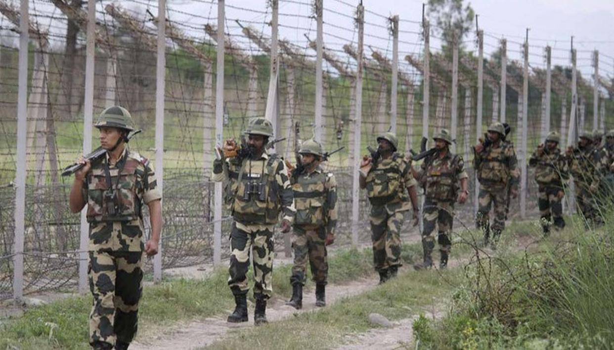 INDIAN ARMY BREAKS PROTOCOL, HANDS OVER BODY OF A CHILD FOUND IN KASHMIR TO PAKISTAN IN A HUMANITARIAN GESTURE