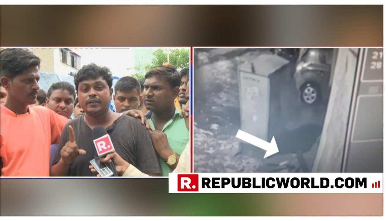 FATHER OF THE 18-MONTH-OLD WHO FELL IN AN OPEN MANHOLE IN MUMBAI'S GOREGAON DEMANDS PROBE, ALLEGES ADMINISTRATION'S CARELESSNESS