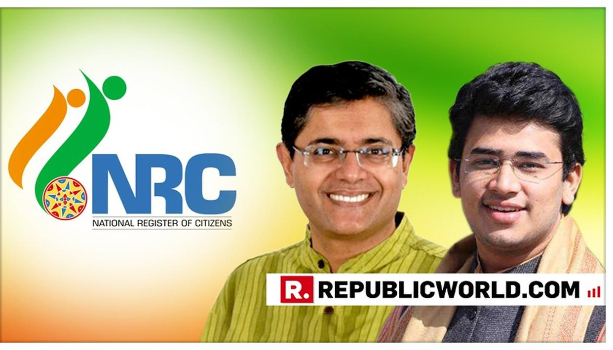 BJP'S BAIJAYANT 'JAY' PANDA SEEKS NRC FOR ODISHA, PRAISES TEJASVI SURYA'S EFFORT TO DEMAND NRC FOR KARNATAKA IN PARLIAMENT