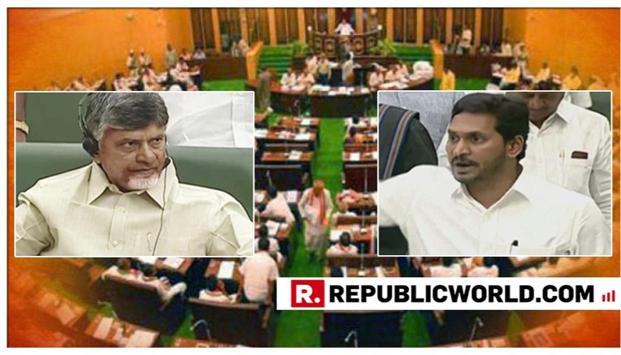WATCH: FIERY CM JAGAN MOHAN REDDY SCALDS CHANDRABABU NAIDU IN ANDHRA PRADESH ASSEMBLY OVER FARM LOAN WAIVER PROMISE